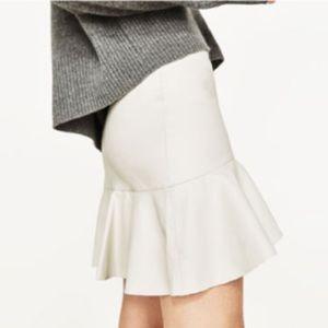 ZARA x 2 for 1 Ruffle Skirts